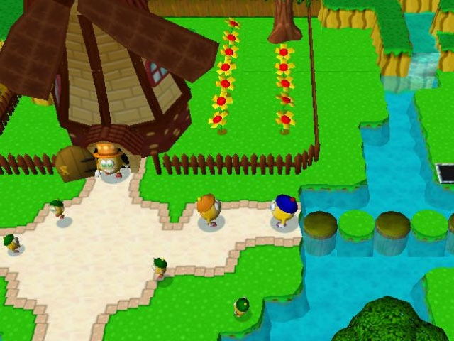 Wonderland Adventures Screenshot