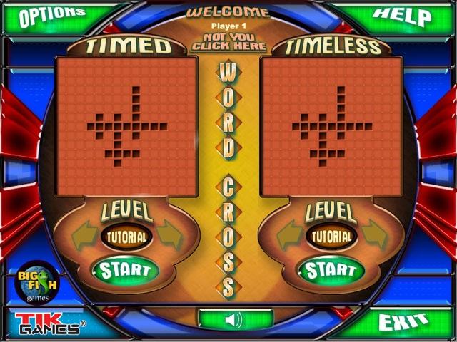 Word Cross Screenshot