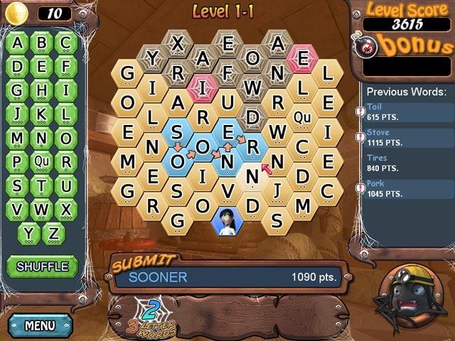 Word Web Deluxe Screenshot