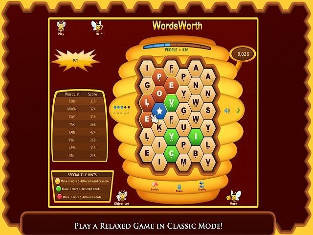 WordsWorth Screenshot
