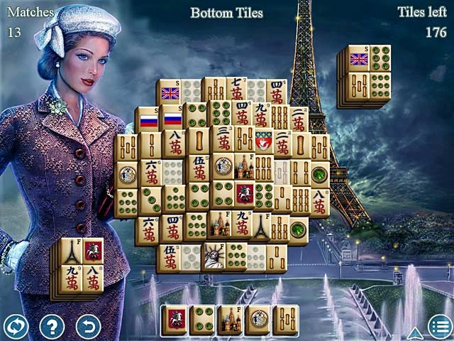 World`s Greatest Cities Mahjong Screenshot
