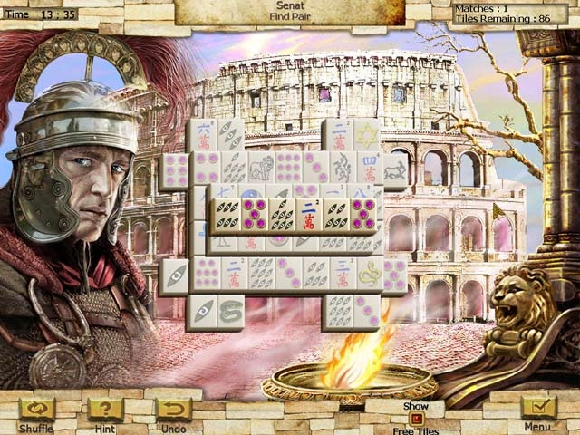 World's Greatest Places Mahjong Screenshot