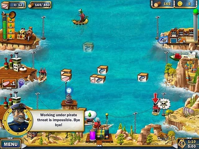 Youda Fisherman Screenshot