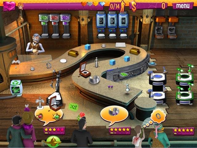 Youda Jewel Shop Screenshot