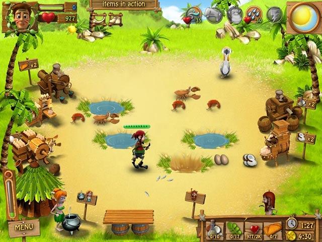Youda Survivor Screenshot