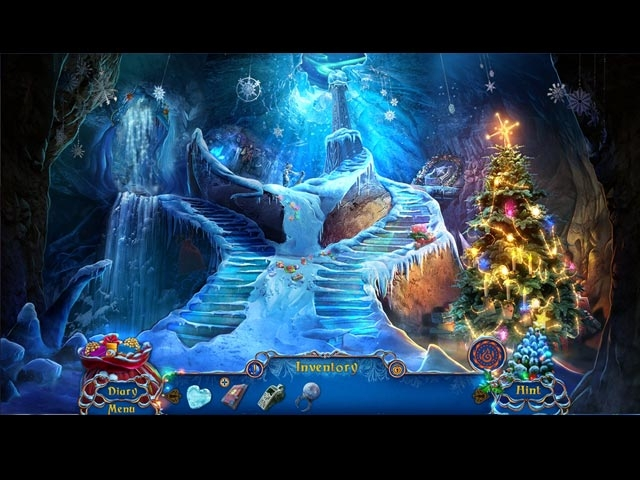 Yuletide Legends: Frozen Hearts Screenshot