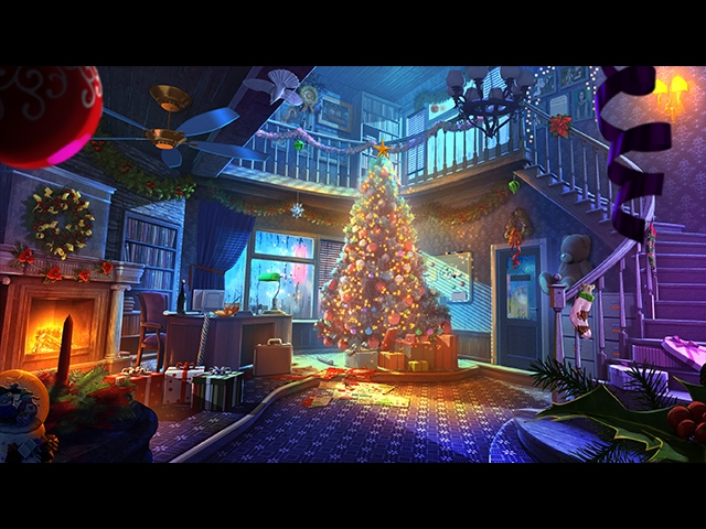 Yuletide Legends: Who Framed Santa Claus Screenshot